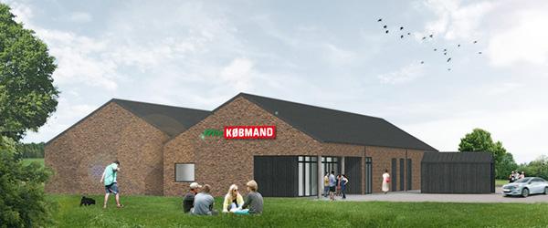 Plan for ny dagligvarebutik i Voerså igangsættes