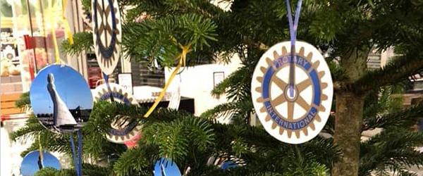 Julegaver til børn i Sæby fra Sæby Rotary klub