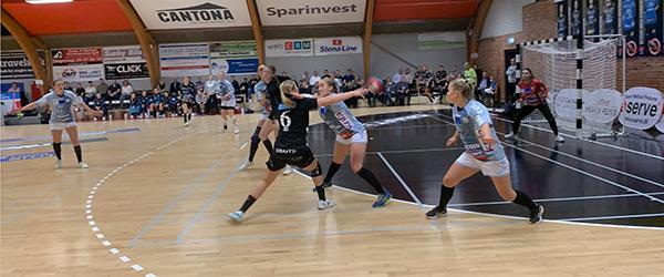 Vendsyssel Håndbold spiller topbrag i det vestjyske