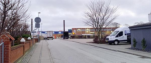 Plan om spærring af Wenbovej for lastbiler
