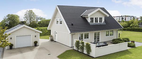 Smuk villa tæt på Sæbys nordlige badestrand