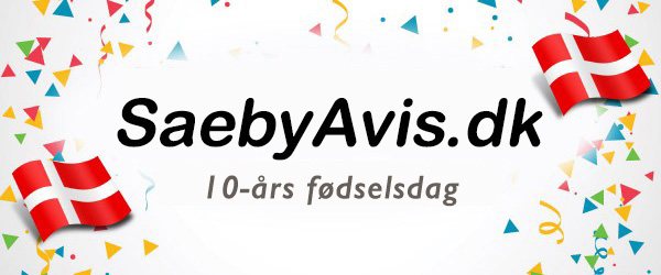 Fødselsdag: SaebyAvis.dk fylder 10 år i dag
