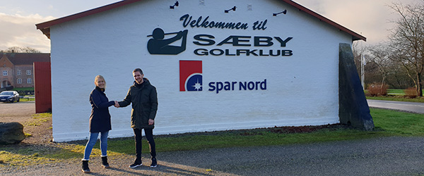 Platinsponsorat til Sæby Golfklub fortsætter