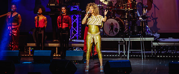 Tina Turner Tribute i Arena Nord