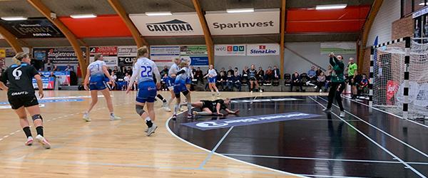 Hadsten Håndbold gæster DRINX Arena