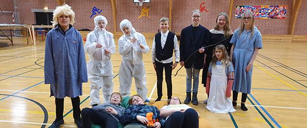 Skolefest på Stensnæsskolen i næste uge