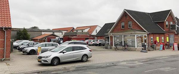 Ny købmandsbutik åbner i Hørby…