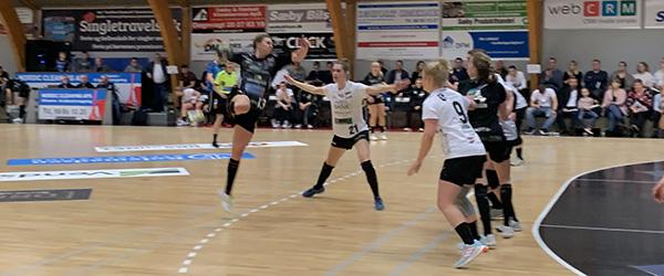 Vendsyssel Håndbold til topkamp i Sønderjylland