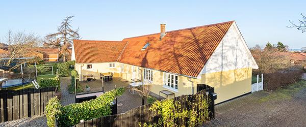 Hyggelig og charmerende villa i attraktivt kvarter