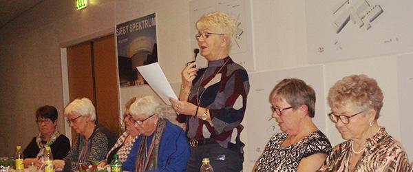 144 Aktive Kvinder til generalforsamling