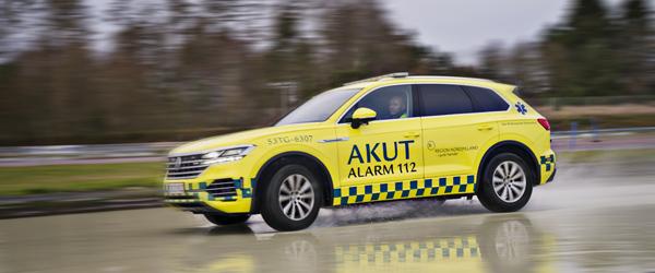 Paramedicinere har nu tjekket de første nordjyske borgere