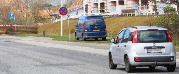 2.166 hastighedsovertrædelser i politikredsen