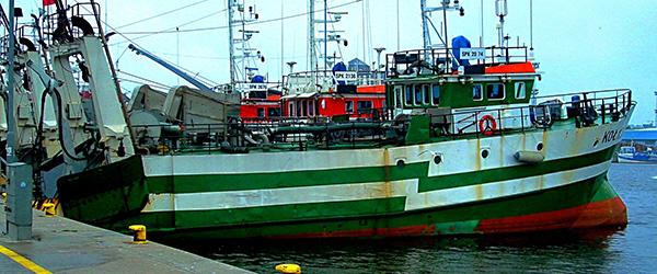 Fiskefartøj