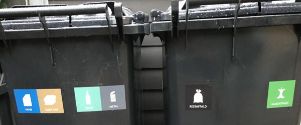 Byråd drøfter forslag til ny sortering af affald