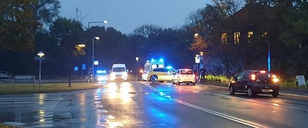 Yngre kvinde kørt ned i fodgængerfelt i Sæby