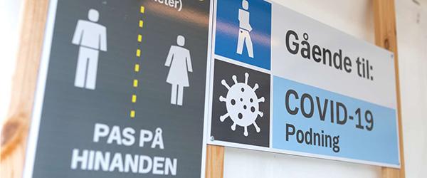 Hurtigtest i Sæby hver mandag og fredag