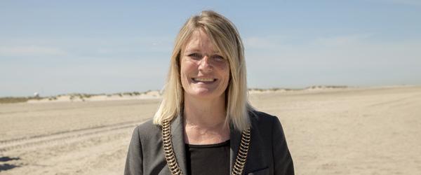 Borgmester Birgit S. Hansen: Styrk handlen!