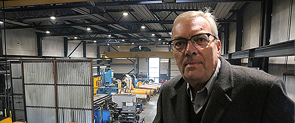 Tidligere erhvervsmand stiller op for Venstre