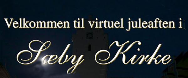 Virtuel juleaften i Sæby Kirke