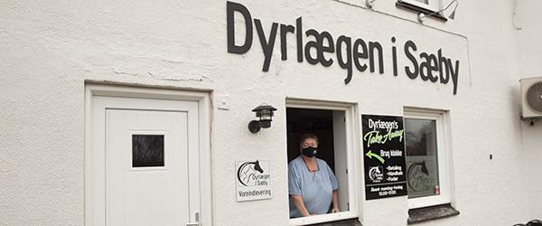 Take away hos Dyrlægen i Sæby