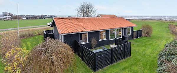 home Sæby – Læsø: Sommerhus med havudsigt og 100 m til stranden