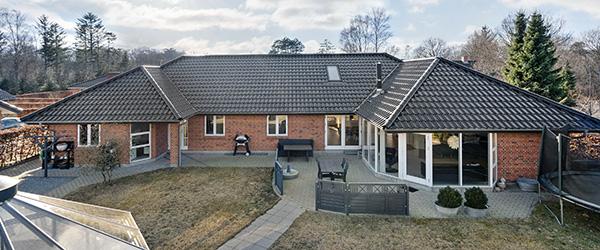 home Sæby – Læsø: Lækker familievilla i attraktivt kvarter