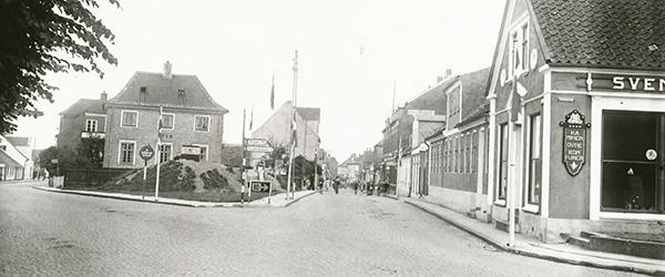 Kom med på en guidet tur om besættelsestiden i Sæby