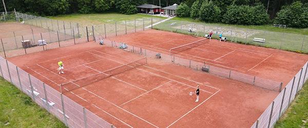 Klar til ny tennissæson