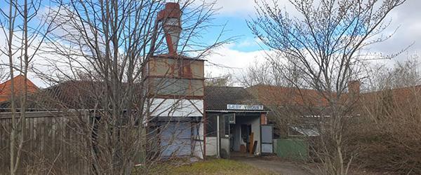 Nedrivning af bevaringsværdige bygninger i Sæby