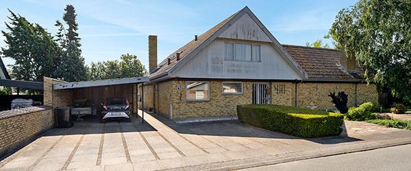 home Sæby – Læsø: Fuldmuret familievilla med 332 m2 bolig