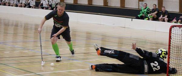 Sæby Floorball forlænger med trænerduo
