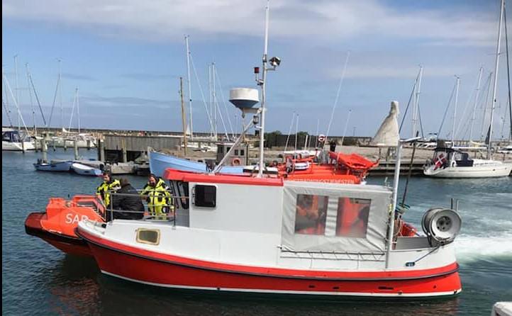 Fiskebåd med motorstop måtte tilkalde assistance