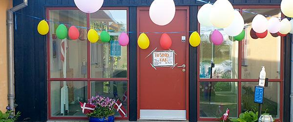 Pædagogerne i børnehaverne på Brolæggervej hyldes i dag