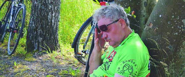 Øl-cykelløbet Tour de Bière gæster Sæby