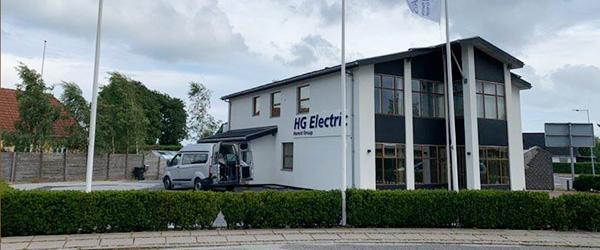 HG Electric flytter hovedkontoret til Sæby