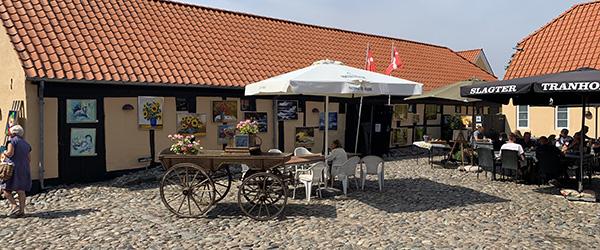 Sæby Inner Wheel afholder loppemarked i Købmandsgård