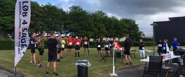 Løb 4 Sagen er klar med nyt løb i Sæby