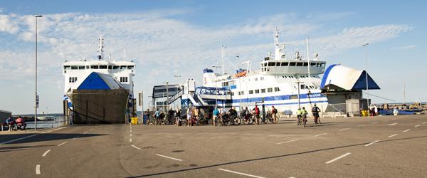Gratis færger til danske øer vil sætte skub i ø-turisme
