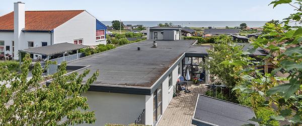 home Sæby – Læsø: Arkitektonisk og minimalistisk villa med havudsigt