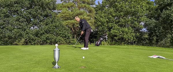 Jakob har været klubmester i Sæby Golfklub de seneste 13 år