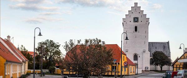 Mange september-aktiviteter i og omkring Sæby Kirke