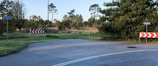 Hvad sker der med vejnettet ved Sæby Bakker og Sæby syd?